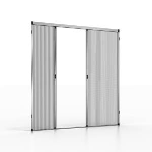 NoFlyStore Fly Screens pleated for door and french door NoFlyStore PLATINUM.02