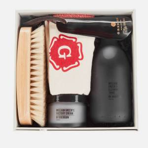 Grenson Shoe Care Cleaning Gift Set - Grey