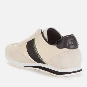 PS Paul Smith Men's Prince Running Style Trainers - White - UK 8