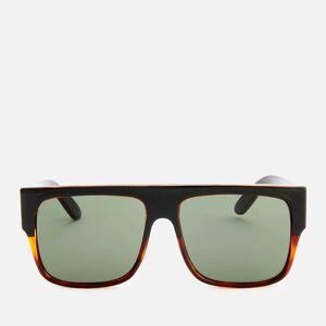 Le Specs Women's Bravado Sunglasses - Black Tort/Splicekhaki Mono