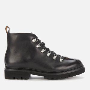 Grenson Men's Bobby Leather Hiking Style Boots - Black - UK  10