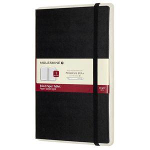 Moleskine Paper Tablet P+ Ruled Black - Large