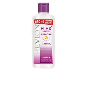 Revlon FLEX KERATIN shampoo volume thin hair  650 ml