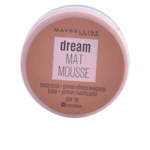 Maybelline DREAM MATT mousse  #50-sun bronze