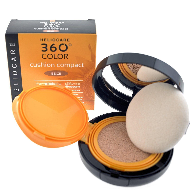 dermoi! Heliocare 360 Color Cushion Compact SPF50+ Beige / Bronze 15g