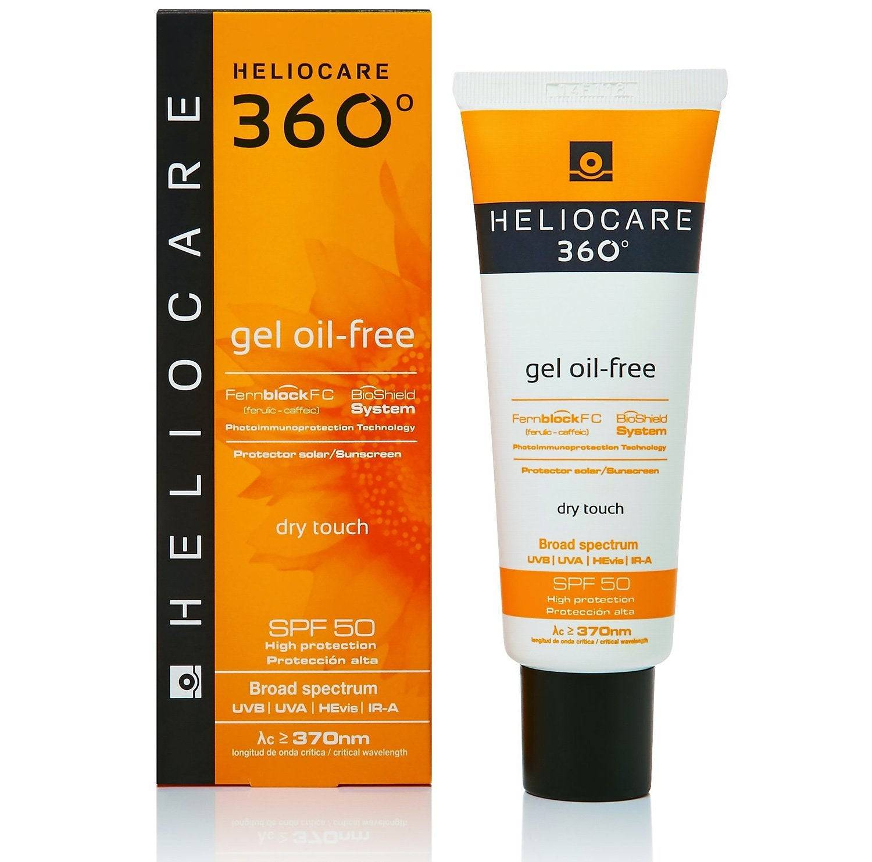 dermoi! Heliocare 360° Gel Oil-Free SPF+50 50ml