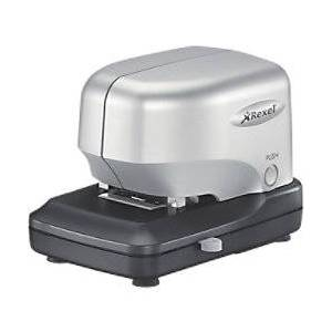 Rexel Electric Stapler 2101 30 Sheets Black, Silver  - Black/ Silver