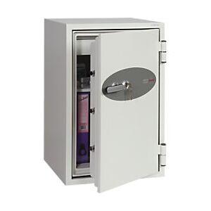 Phoenix Fireproof Safe FS0443K White 655 x 560 x 1,145 mm  - White