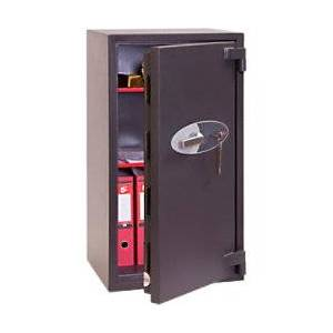 Phoenix Security Safe HS3553K Grey 520 x 500 x 970 mm  - Grey