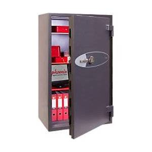 Phoenix Security Safe HS3555E Grey 860 x 500 x 1,630 mm  - Grey