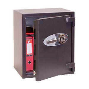 Phoenix Security Safe HS2052E Grey 520 x 500 x 650 mm  - Grey