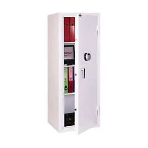 Phoenix Security Safe SS1163E White 570 x 500 x 1,600 mm  - White