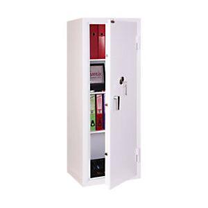 Phoenix Security Safe SS1163K White 570 x 500 x 1,600 mm  - White