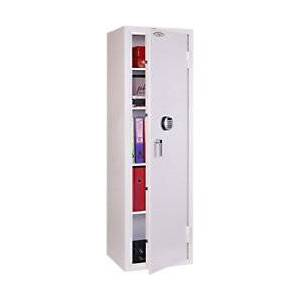 Phoenix Security Safe SS1164E White 570 x 500 x 1,900 mm  - White