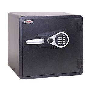 Phoenix Fireproof Safe FS1292E Black 470 x 482 x 460 mm  - Black
