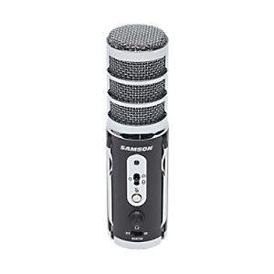 Samson Microphone SATELLITE Black, Silver  - Black/ Silver