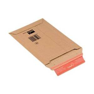 Colompac Envelope Brown 167 (W) x 268 (D) x 50 (H) mm  - Brown - Size: Special format