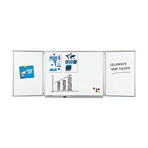 Legamaster Professional Magnetic Whiteboard Enamel 120 x 90 cm  - White
