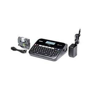 Brother P-Touch Label Printer PT-D450VP QWERTY  - Black