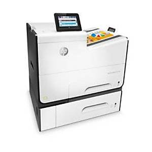 HP PageWide Enterprise 556xh Colour Printer  - Grey
