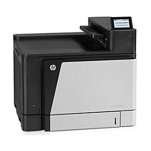 HP LaserJet M855DN Colour Laser Printer A3  - Black/ Grey