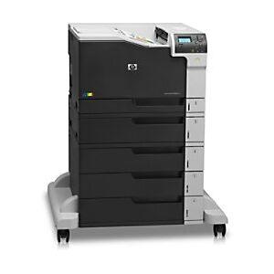 HP LaserJet M750xh Colour Laser Printer A3  - Black/ Grey