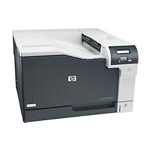 HP LaserJet CP5225 Colour Laser Printer A3  - Black/ Grey
