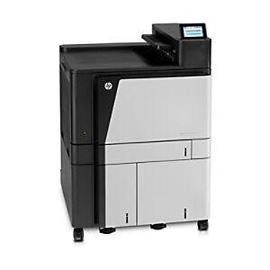 HP LaserJet M855X+ Colour Laser Printer A3  - Black/ Grey