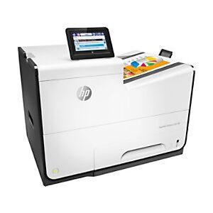 HP PageWide Enterprise 556dn Colour Laser Printer A4  - Grey