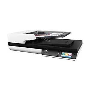 HP Scanner Pro 4500 fn1 Grey A4  - Grey