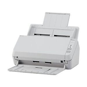 Fujitsu Siemens SP-1125 Document Scanner White  - White