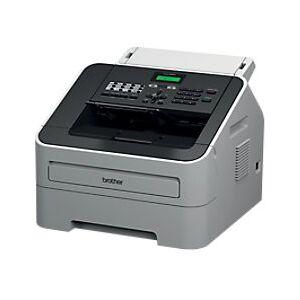 Brother 2840 Fax Machine Black, Grey  - Black/ Grey