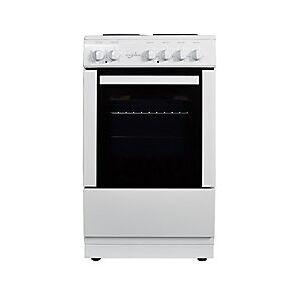 Statesman Electric Cooker Metal DELTA50W 7500 W  - White