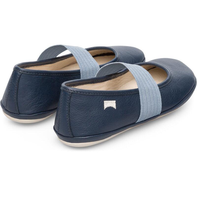 Camper Right, Ballerinas Kids, Blue , Size 29 (UK), 80025-111