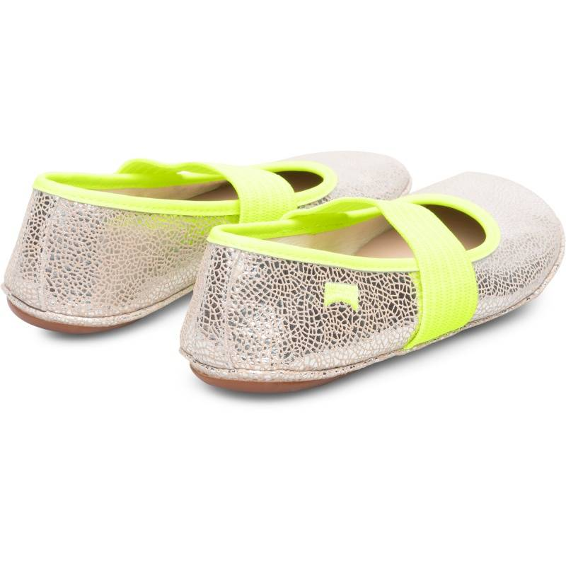 Camper Right, Ballerinas Kids, Grey , Size 25 (UK), 80025-122