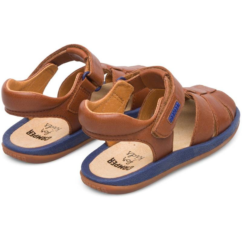 Camper Bicho, Sandals Kids, Brown , Size 28 (UK), 80177-054