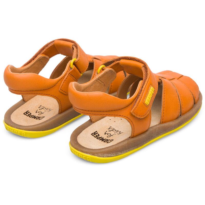 Camper Bicho, Sandals Kids, Orange , Size 28 (UK), 80177-056