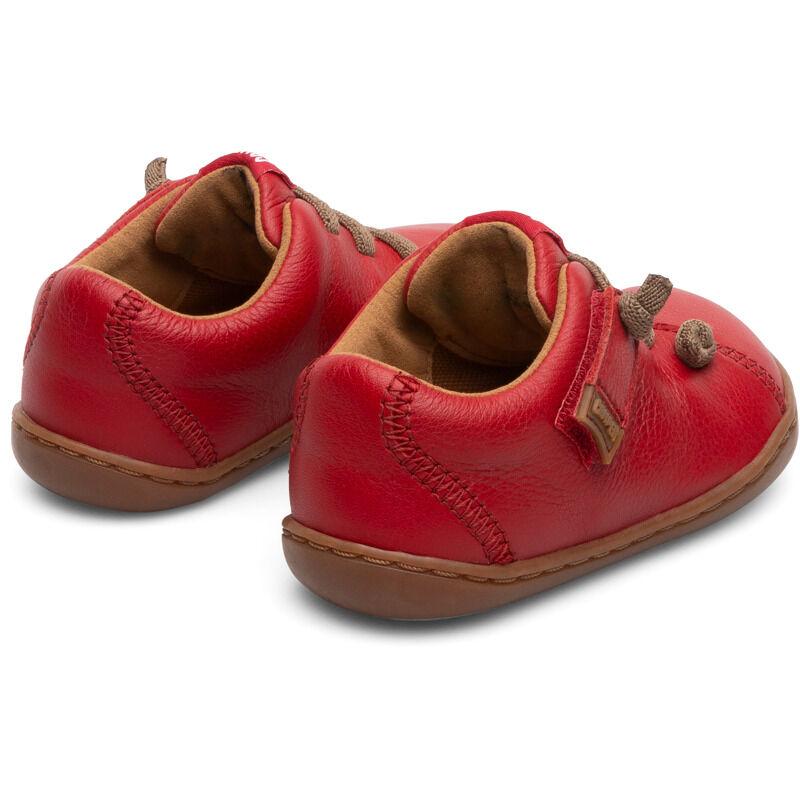 Camper Peu, Sneakers Kids, Red , Size 22 (UK), 80212-081
