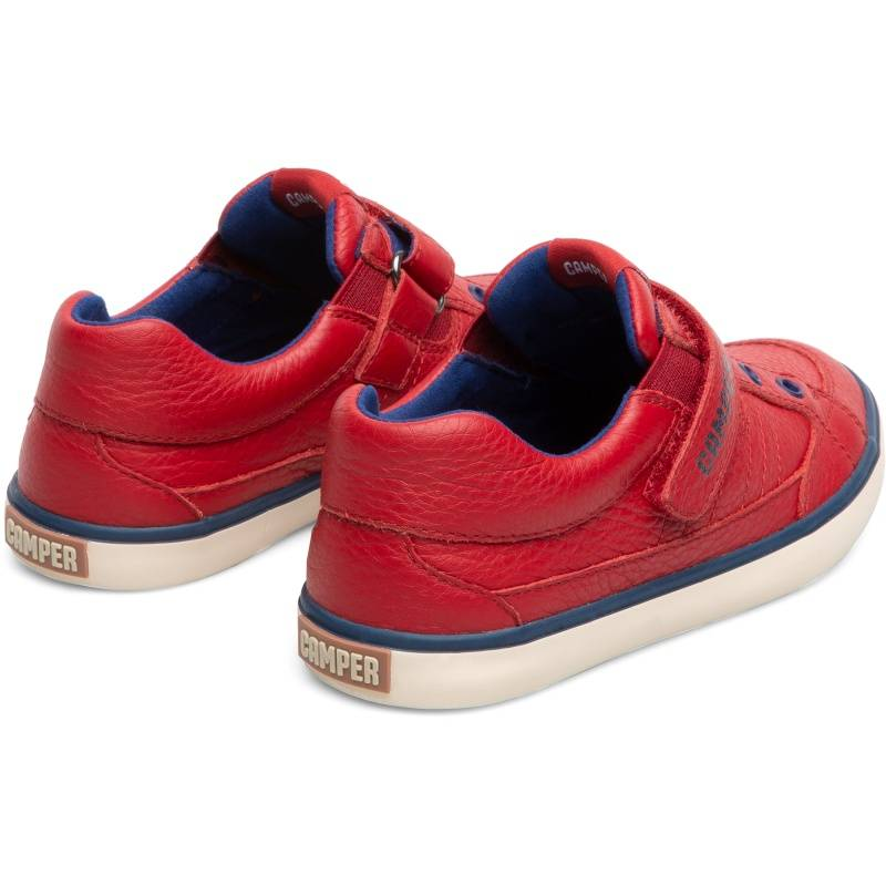 Camper Pursuit, Sneakers Kids, Red , Size 30 (UK), 80343-064