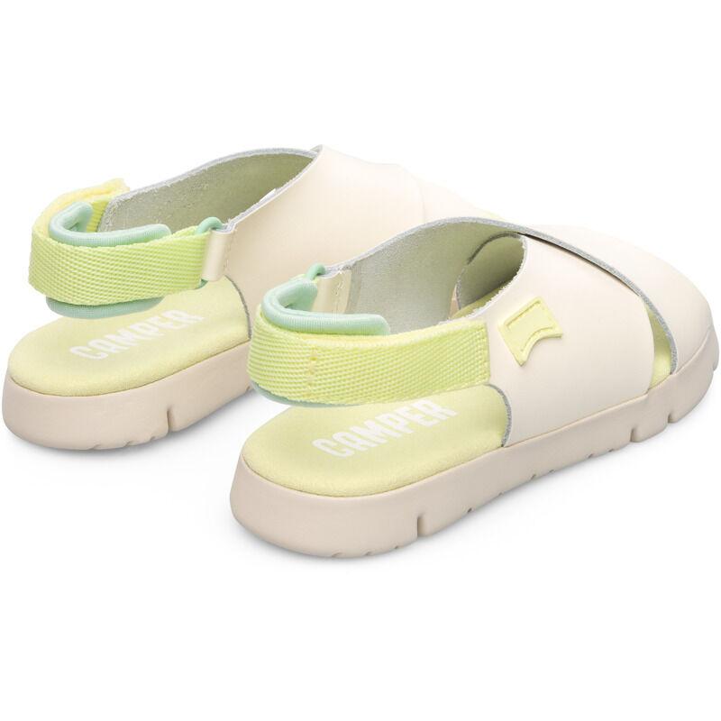Camper Oruga, Sandals Kids, Beige , Size 36 (UK), K800163-008