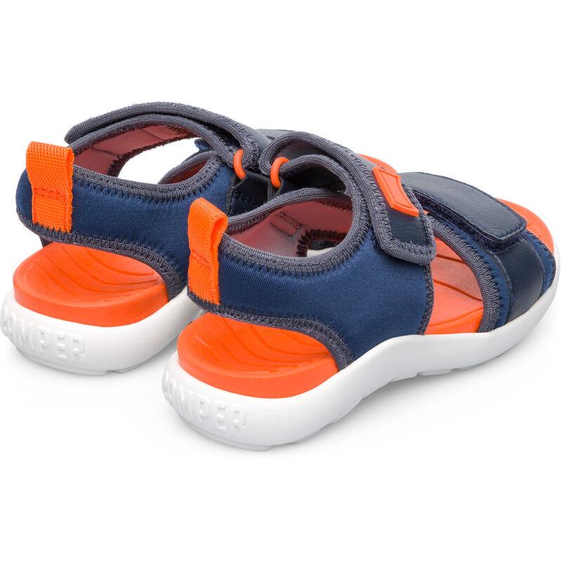Camper Wous, Sandals Kids, Blue , Size 25 (UK), K800238-002
