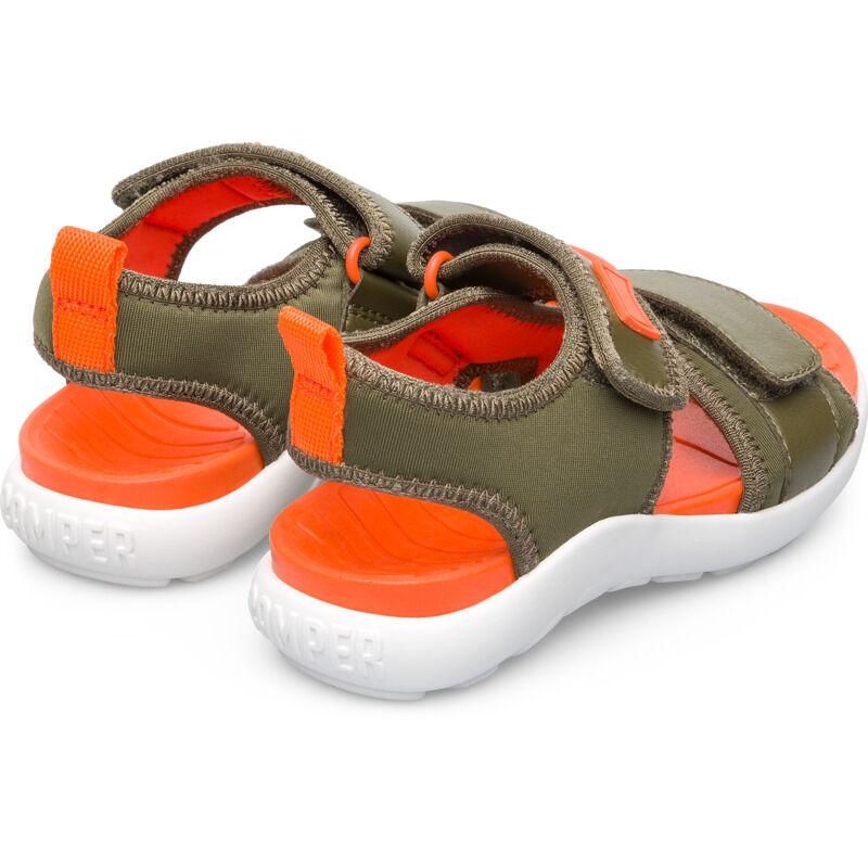 Camper Wous, Sandals Kids, Green , Size 27 (UK), K800238-004