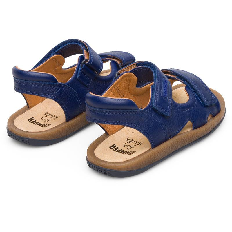 Camper Bicho, Sandals Kids, Blue , Size 25 (UK), K800333-001
