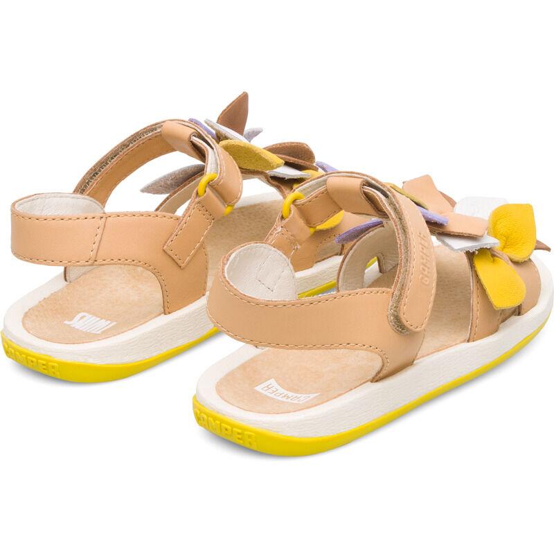 Camper Twins, Sandals Kids, Nude , Size 27 (UK), K800334-003
