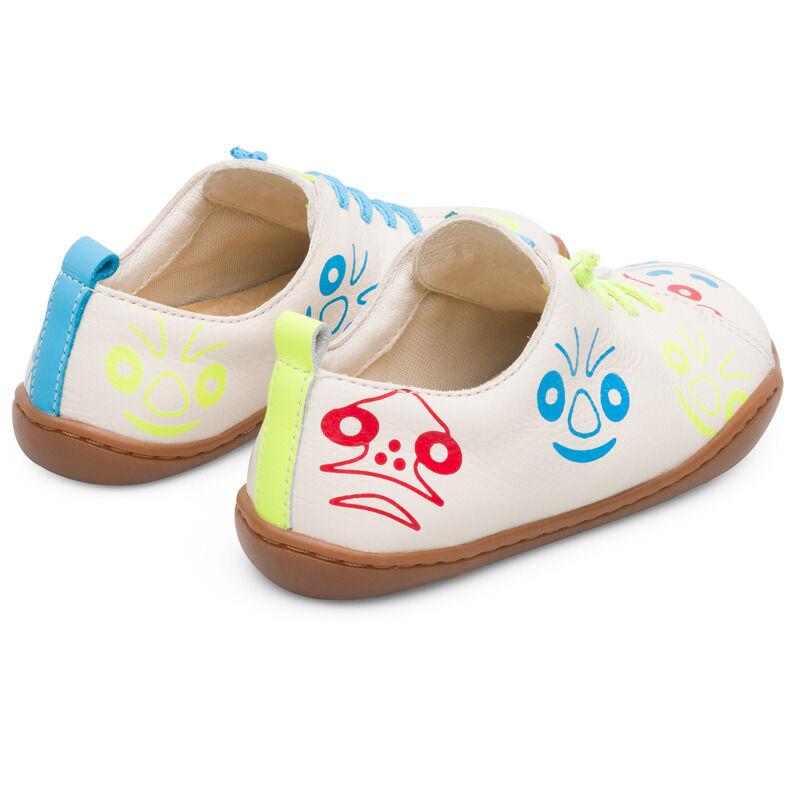 Camper Twins, Sneakers Kids, Beige , Size 34 (UK), K800350-002
