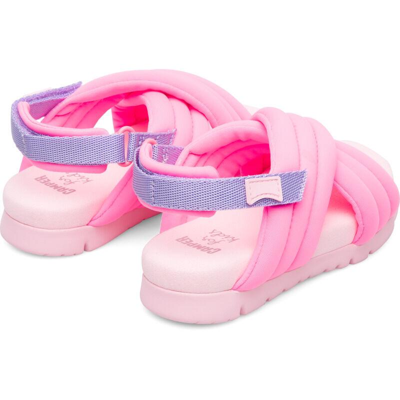 Camper Oruga, Sandals Kids, Pink , Size 37 (UK), K800382-003