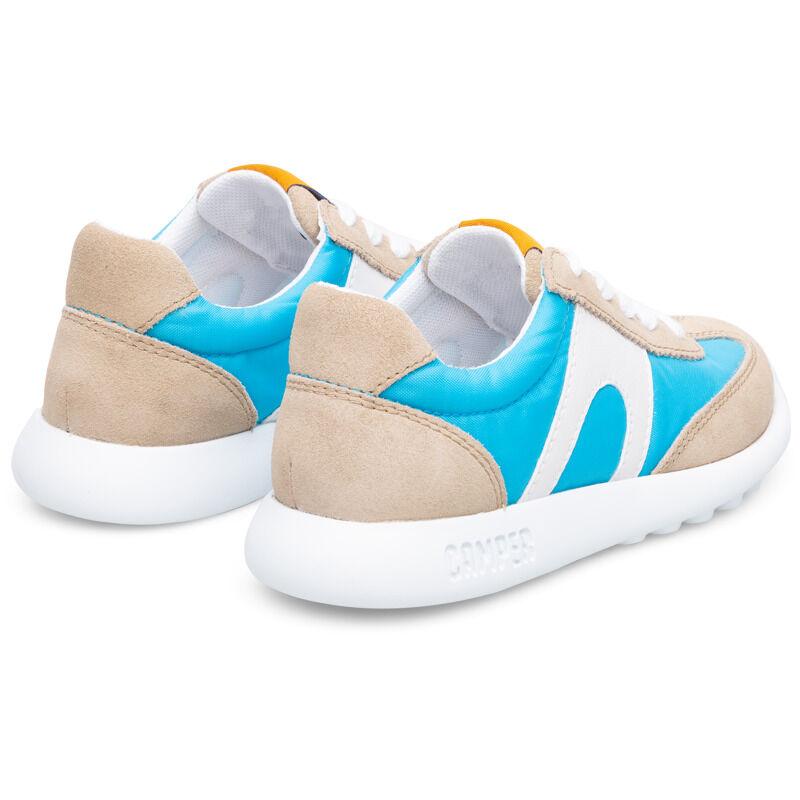 Camper Driftie, Sneakers Kids, Blue/Beige/White, Size 28 (UK), K800386-001