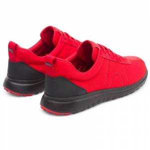 Camper Canica, Sneakers Men, Red , Size 11 (UK), K100405-006