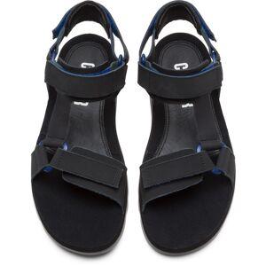 Camper Oruga, Sandals Men, Black , Size 9 (UK), K100416-005
