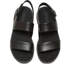 Camper Edy, Sandals Women, Black , Size 6 (UK), K200573-002